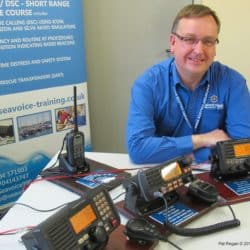 Marine VHF Radios with Instructor Paul Harrison from Seavoice Training