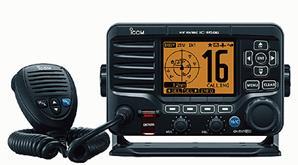 ICOM VHF DSC MARINE RADIO