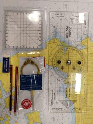 Chartwork Navigation kit